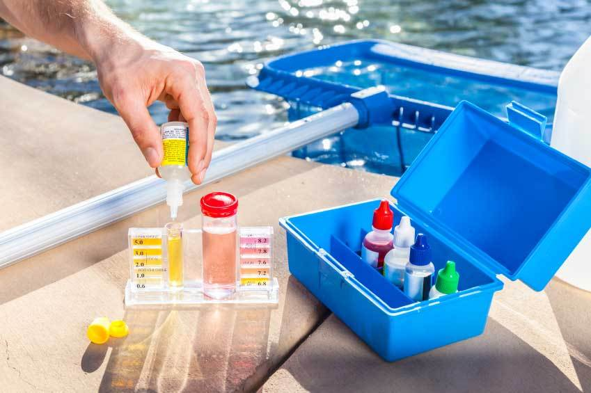 Chemical pool service Temecula