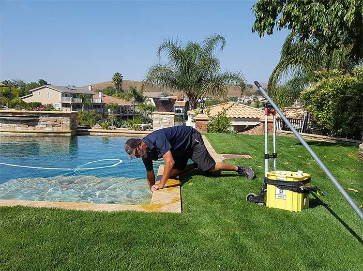 filter pool service Lake Elsinore